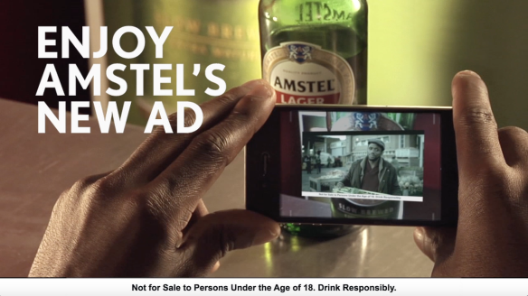 Amstel AR Screengrab